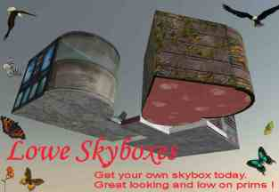 Lowe Skyboxes